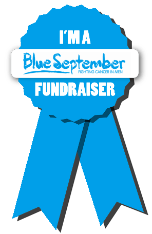 Blue September Badge