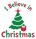 I Believe In Xmas logo